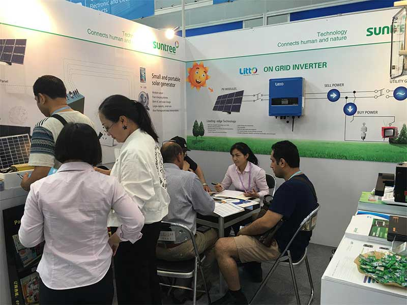 Mexico International Green Energy Fair 2018 the green expo