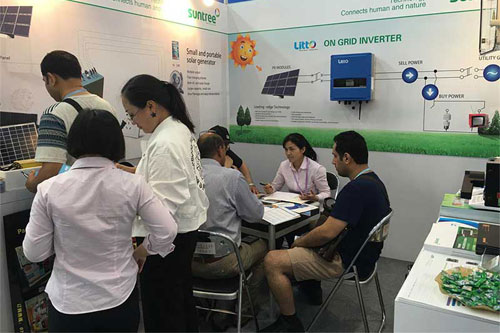 Suntree Will Attend MARCH EXPO Activity