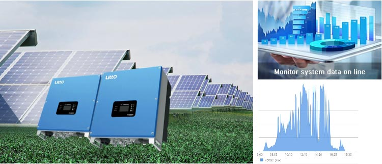On Grid Solar PV Solar System Inverter