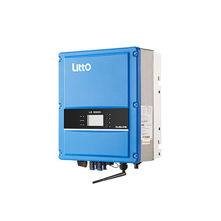 LS3000H LS4000H LS5000 5000w energy power string inverter for soalr panels
