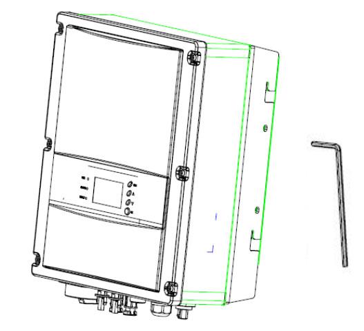 ls3000h ls4000h ls5000 5000w energy power string inverter for soalr panels