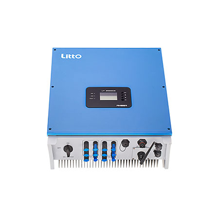 LT15000WHD LT18000HD LT20000HD Power grid inverter from DC to AC for Solar System with Panel