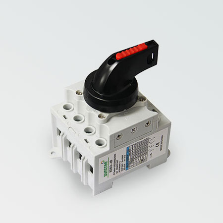 Main Switch for DIN Rail Moununting